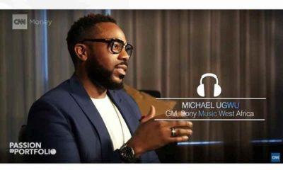 Michael Ugwu on CNN