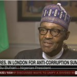 "Watch Full Video President Muhammadu Buhari with Christiane Amanpour on CNN : David Cameron's "" Fantastically Corrupt ""Comment on Nigeria is an Honest Statement"