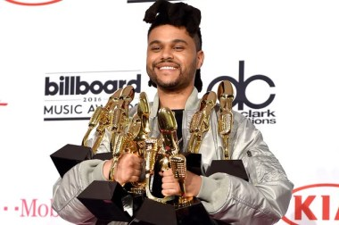 The Weeknd wins big at Billboard Awards 2016