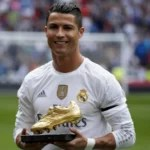 Real Madrid Star Cristiano Ronaldo Sells His Ballon d'Or Trophy  to Support illness Children Dreams
