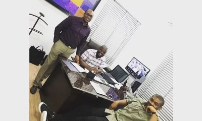 Mavin Records Signs Management Deal With Temple Management Company