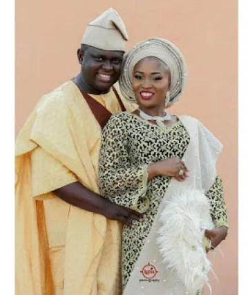 Ronke Giwa Wedding Photos 11