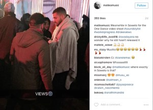 Drake Shot One Dance in South Africa