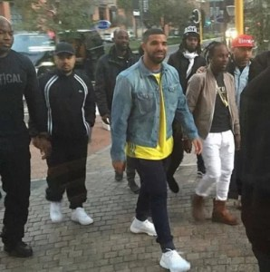 Drake in South Africa 01