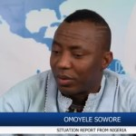 """Nigeria Will Start Exporting Marijuana When I Become President"" – Omoyele Sowore, Founder of Sahara Reporters"