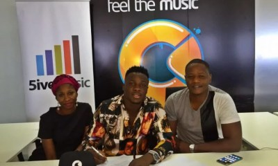 Rising Star Koker Signs His First Major Endorsement Deal With Cloud 9