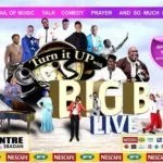 Iconic Producer Cobhams, Edmund Obilo, Yetunde Are, Adetoun, Peteru, First Born, and Others Headlines for Turn It Up With Big B 2016 in Ibadan