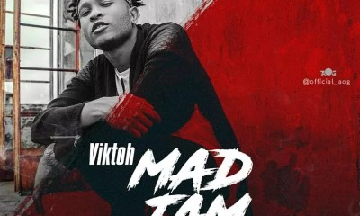 Viktoh -- Mad Jam Ft. Ycee (Prod. Young John) Cover Art