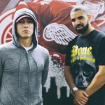 """ Make Some Noise for The Greatest Rapper to Ever Get on a Microphone "" Drake Shut Down Beef Rumours with Eminem as He Bring Him on Stage During His Summer Sixteen Tour"