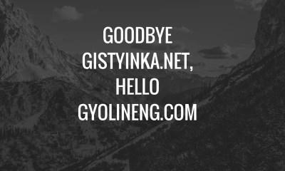 Gistyinka Rebranded to GYONLINENG