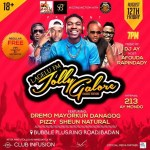 #LageluFMJollyGalore : Mayorkun, Dremo, Danagog and Others Headlines for Lagelu FM's Jolly Galore Night in Ibadan
