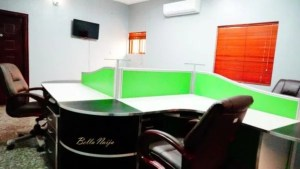 Linda Ikeji Media Office in Lekki 13