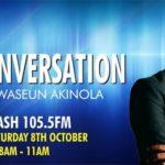 """After Departure of Edmund Obilo, Splash FM Scrap """" Voices """" for """" The Conversation """" with Seun Akinola"""