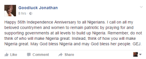 goodluck-jonathan-independence-message-to-nigerians