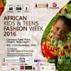 African Kids and Teens Fashion Week 2016 02
