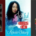 GY Book: Joyful with a Bleeding Heart by Adeola Olatunji