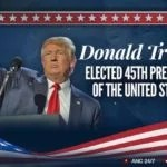 #Election2016 : American Billionaires Donald Trump Elected 45th President of United States