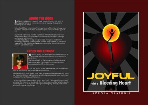 Joyful with a Bleeding Heart