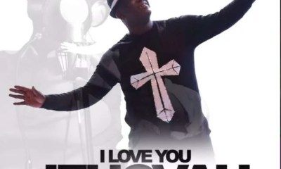 Sammie Okposo -- I love you Jehovah Cover Art
