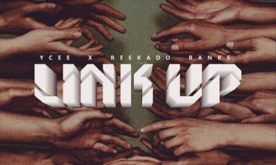 Ycee -- Link Up Ft. Reekado Banks Cover Art