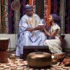 Zahra Buhari and Ahmed Indimi Pre Wedding Shot