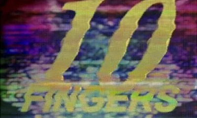 AKA x Anati -- 10 Fingers Cover Art