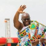 Nana Akufo-Addo Sworn in as Ghana President