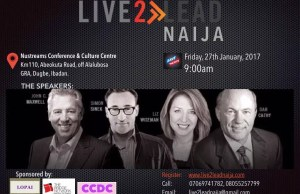 Live2Lead Rebroadcast Now Live in Ibadan