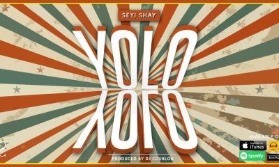 Seyi Shay -- Yolo Yolo (Prod. DJ Coublon) Cover Art