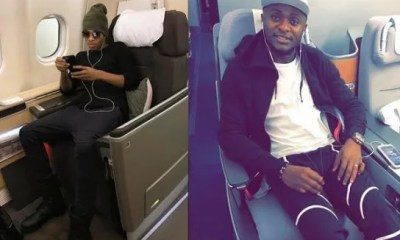 Tekno and Ubi in USA for Sony Music Deal