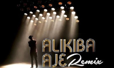 Alikiba -- Aje Remix Ft. M.I