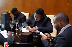 Chinko Ekun Signs New Deal