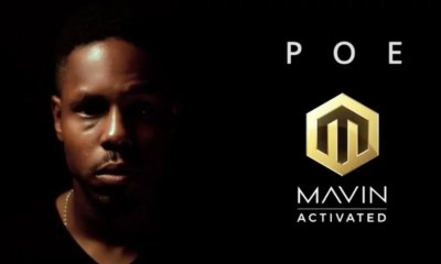 Poe Sign to Mavin Records GYOnlineNG