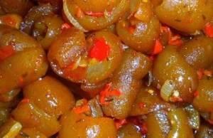Ponmo Food
