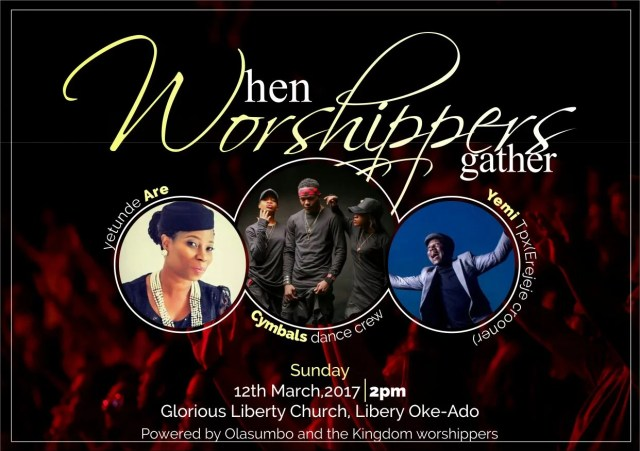 When Worshippers Gather (2)