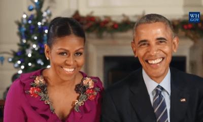 Barrack & Michelle Obama