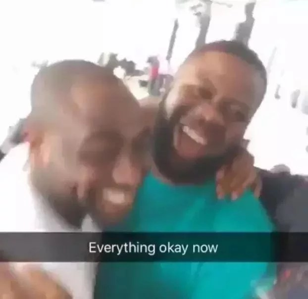 Davido and HushPuppi 00