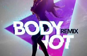 Praiz -- Body Hot (Remix) Ft. Wizkid Cover Art