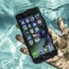Smartphone in Water