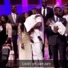 Tiwa Savage and Teeblizz Dedication of Jamil in Church 02