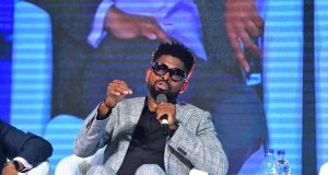 Basketmouth at NECLive5