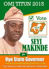 Vote Seyi Makinde