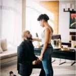 It's Official Banky W and Adesua Etomi are Engaged, Set to Married Very Soon