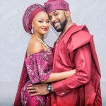 #BAAD2017 : First Photos from Banky W and Adesua Etomi Introduction Ceremony