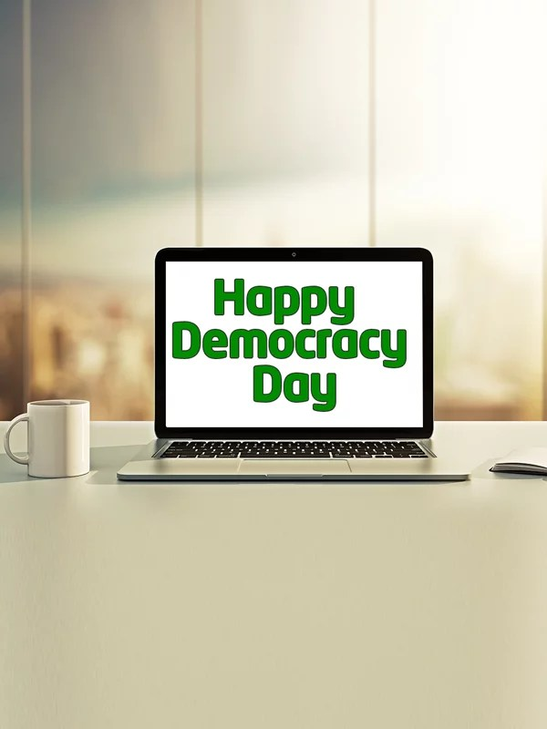 Happy Democracy Day to Nigeria 01