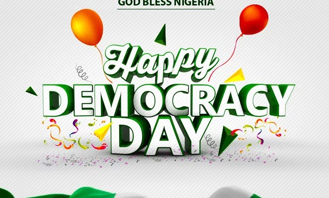 Happy Democracy Day to Nigeria