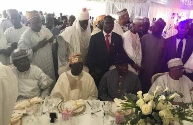 Photos from Babangida Daughter Wedding 02