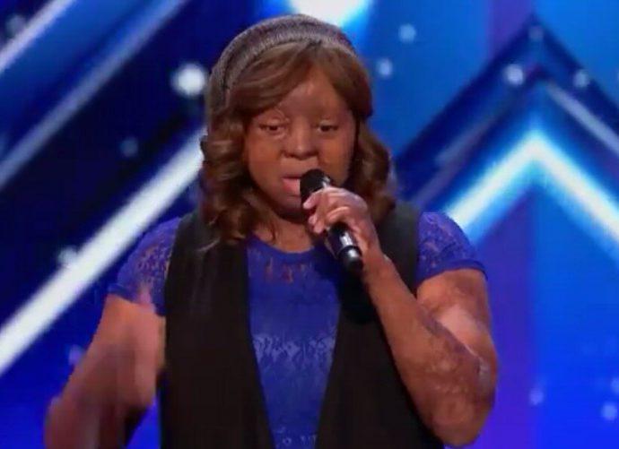 2005 Sosoliso survivor Kechi wows America Got Talent judges