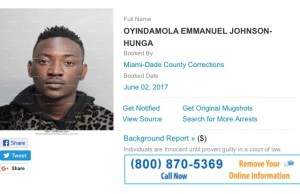 Dammy Krane Arrests in US 00