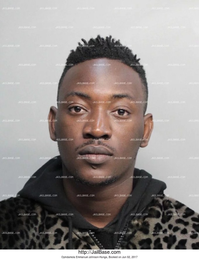 Dammy Krane Arrests in US
